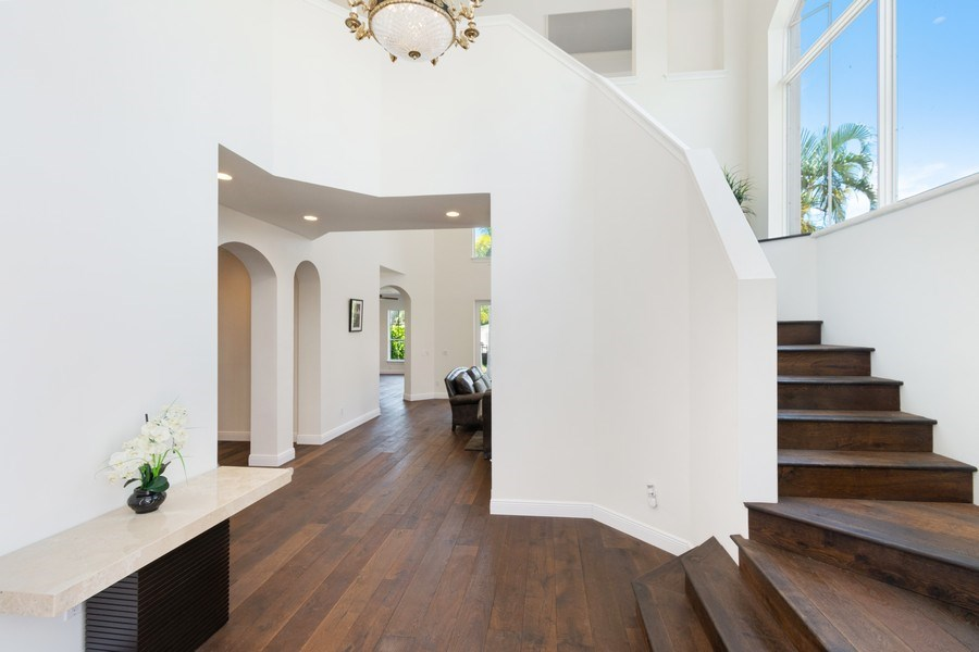 Real Estate Photography - 316 Bontona Ave., Fort Lauderdale, FL, 33301 - Foyer
