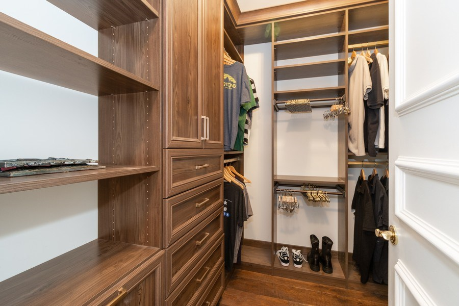 Real Estate Photography - 316 Bontona Ave., Fort Lauderdale, FL, 33301 - Master Bedroom Closet