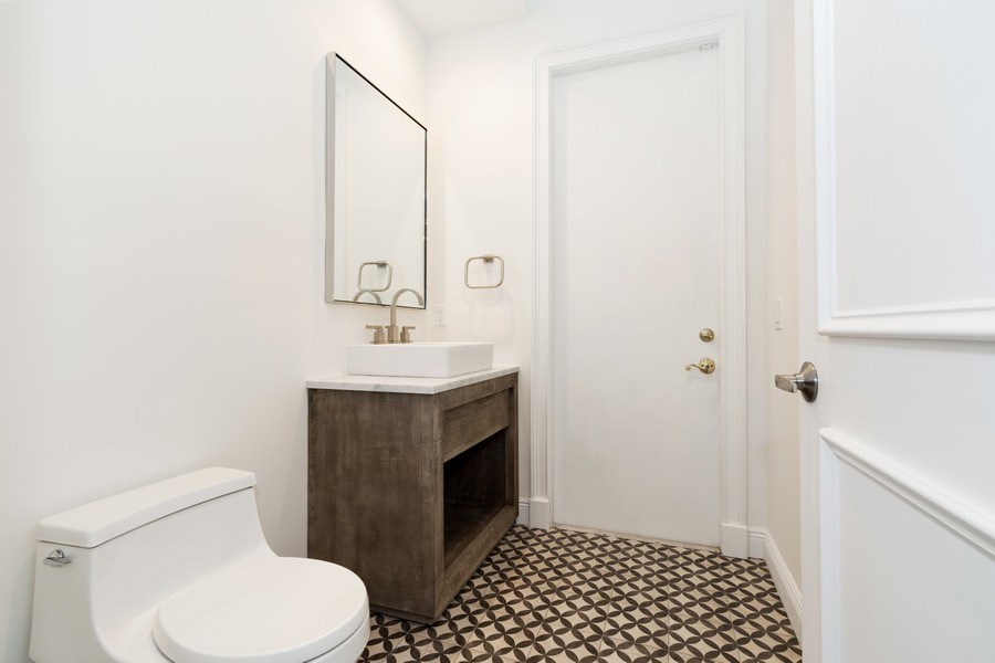Real Estate Photography - 316 Bontona Ave., Fort Lauderdale, FL, 33301 - Half Bath
