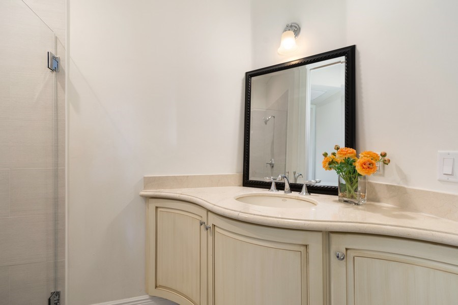 Real Estate Photography - 316 Bontona Ave., Fort Lauderdale, FL, 33301 - 2nd Bathroom
