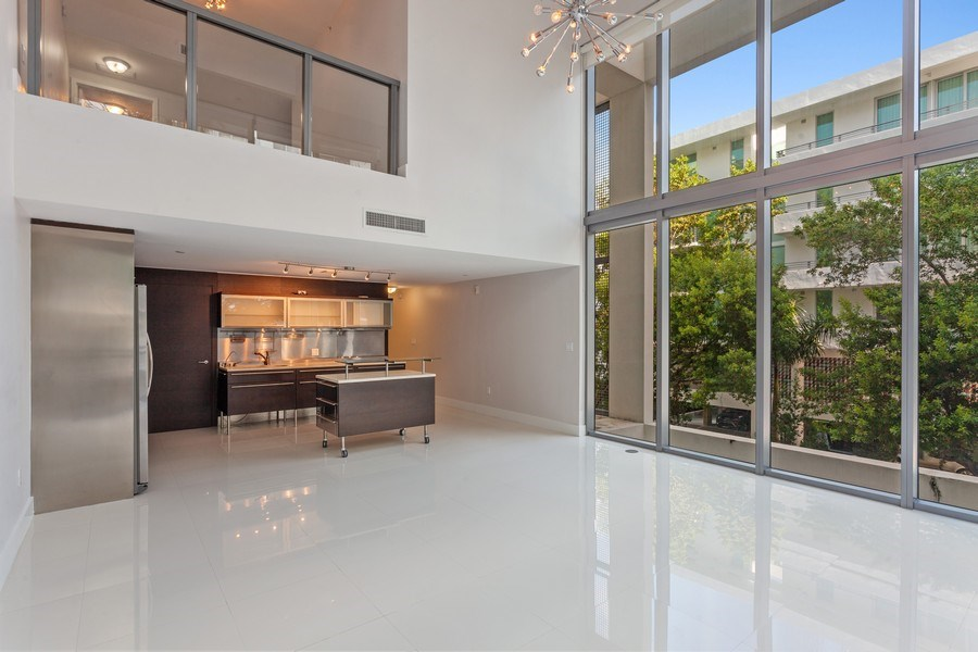 Real Estate Photography - 6000 collins Ave, 301, Miami Beach, FL, 33140 - Living Room