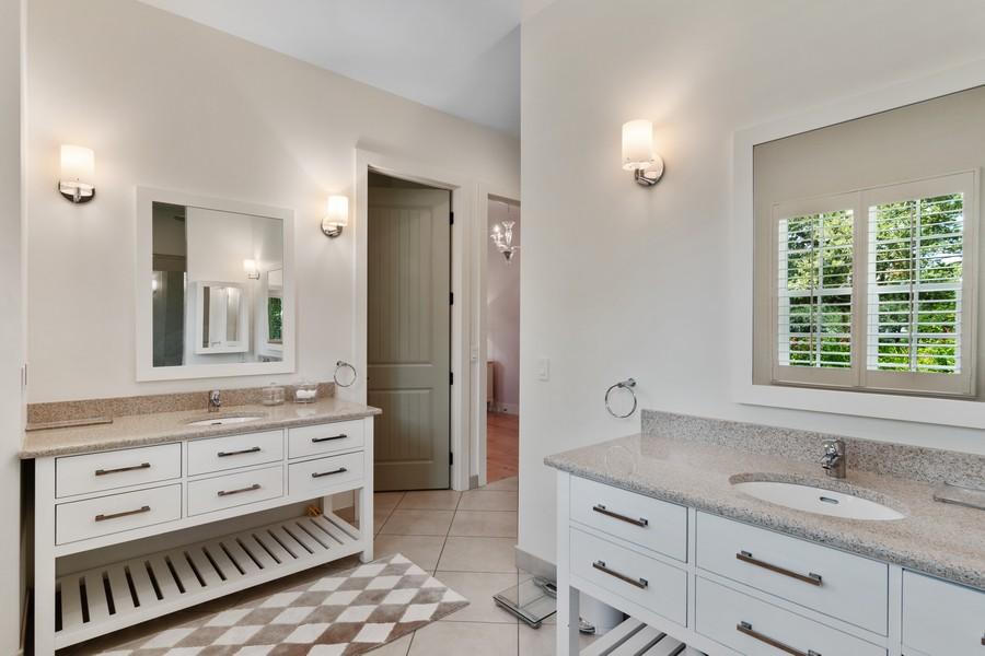 Real Estate Photography - 402 Walls Way, Osprey, FL, 34229 - Master Bathroom