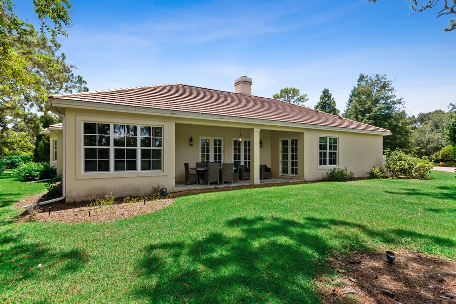 Real Estate Photography - 402 Walls Way, Osprey, FL, 34229 - Rear View