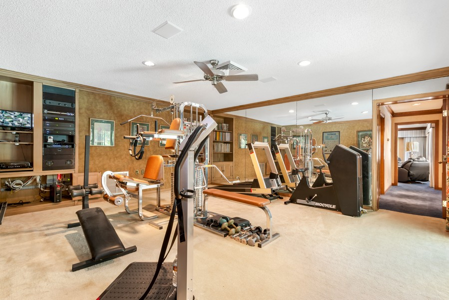 Real Estate Photography - 2789 NE 37th Dr, Fort Lauderdale, FL, 33308 - Gym