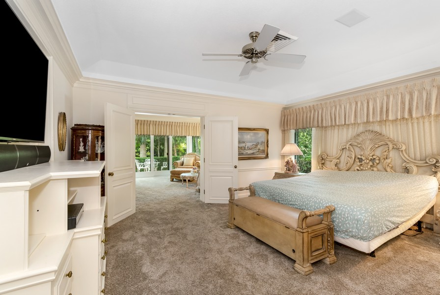 Real Estate Photography - 2789 NE 37th Dr, Fort Lauderdale, FL, 33308 - Master Bedroom