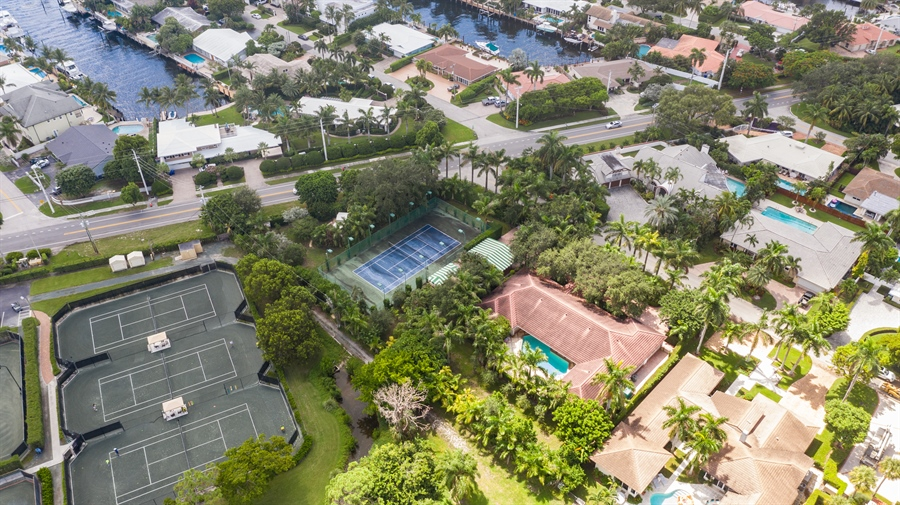 Real Estate Photography - 2789 NE 37th Dr, Fort Lauderdale, FL, 33308 - Aerial View