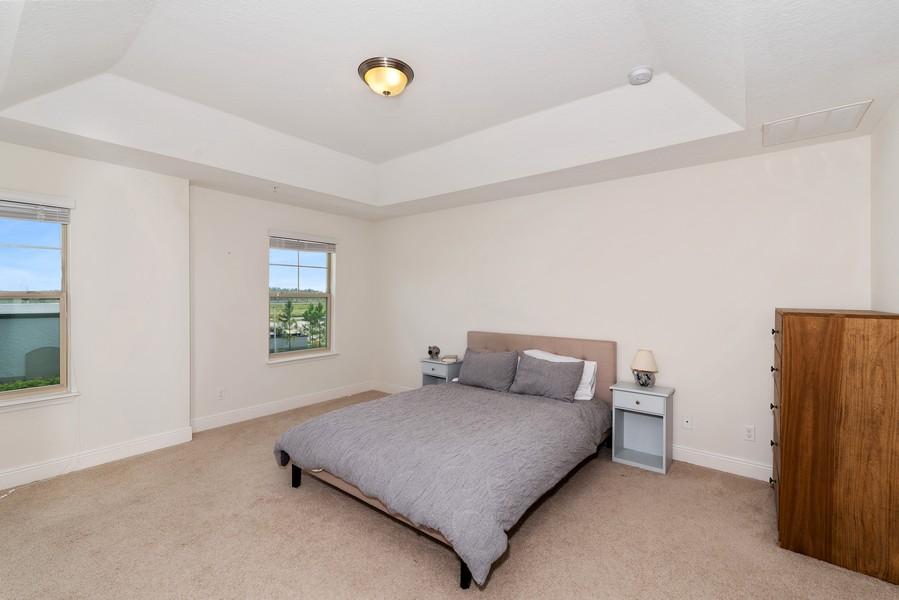 Real Estate Photography - 10562 Green Ivy Lane, Orlando, FL, 32832 - Master Bedroom