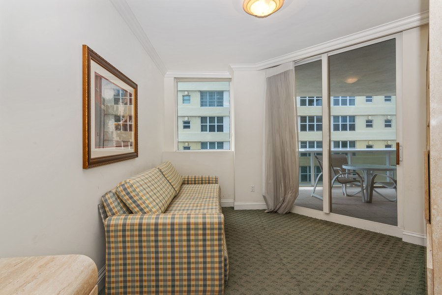 Real Estate Photography - 4775 Collins Ave., Unit 504, Miami Beach, FL, 33140 - 2nd Bedroom