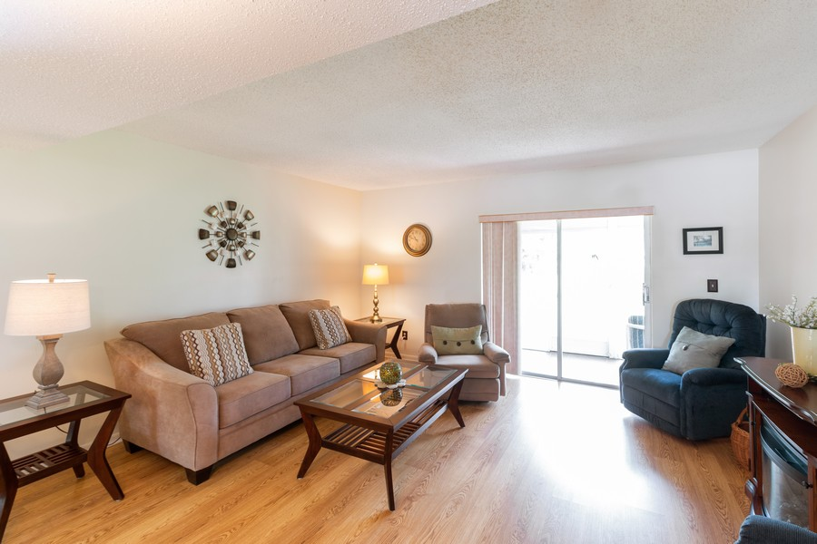Real Estate Photography - 18081 SE Country Club Drive #303, Tequesta, FL, 33469 - Living Room