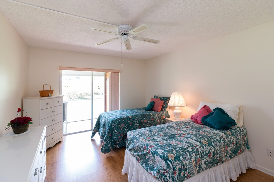 Real Estate Photography - 18081 SE Country Club Drive #303, Tequesta, FL, 33469 - Bedroom