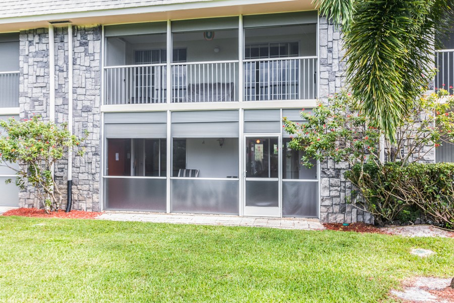 Real Estate Photography - 18081 SE Country Club Drive #303, Tequesta, FL, 33469 - Rear View