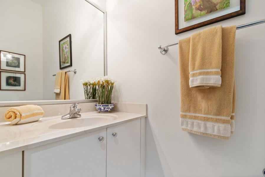 Real Estate Photography - 818 Lavender Circle, Weston, FL, 33327 - Half Bath
