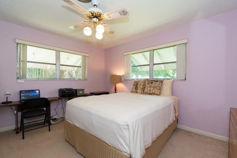 Real Estate Photography - 5870 NE 21 Ln, Fort Lauderdale, FL, 33308 - Bedroom
