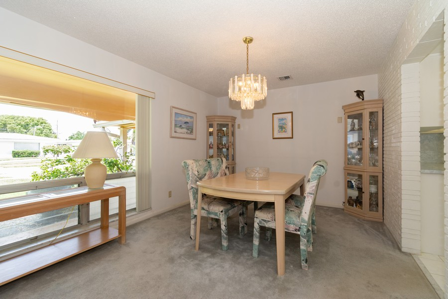 Real Estate Photography - 5870 NE 21 Ln, Fort Lauderdale, FL, 33308 - Dining Room