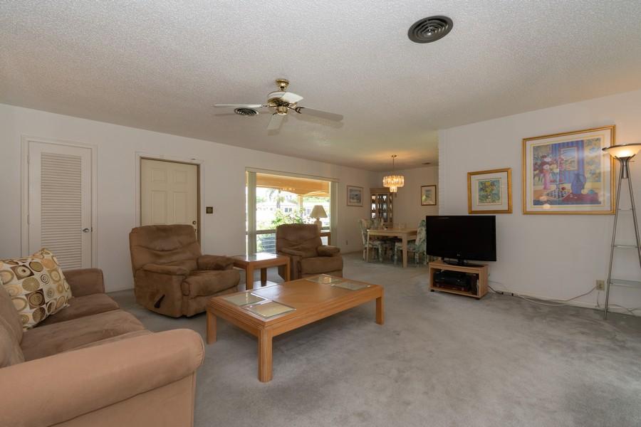 Real Estate Photography - 5870 NE 21 Ln, Fort Lauderdale, FL, 33308 - Living Room / Dining Room