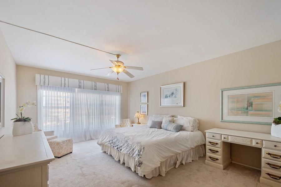 Real Estate Photography - 3750 GALT OCEAN DRIVE UNIT 407, FORT LAUDERDALE, FL, 33304 - Master Bedroom