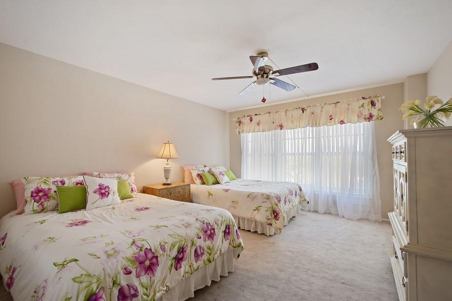 Real Estate Photography - 3750 GALT OCEAN DRIVE UNIT 407, FORT LAUDERDALE, FL, 33304 - 2nd Bedroom
