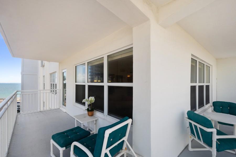 Real Estate Photography - 3750 GALT OCEAN DRIVE UNIT 407, FORT LAUDERDALE, FL, 33304 - Front View