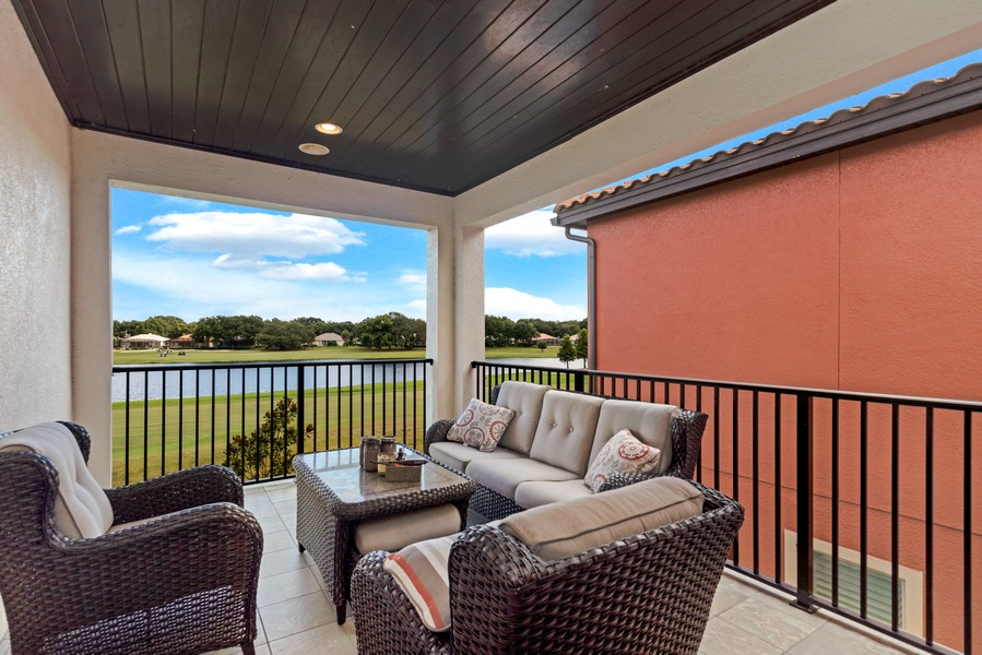 Real Estate Photography - 1345 Tappie Toorie Circle, Lake Mary, FL, 32746 - 2nd Level