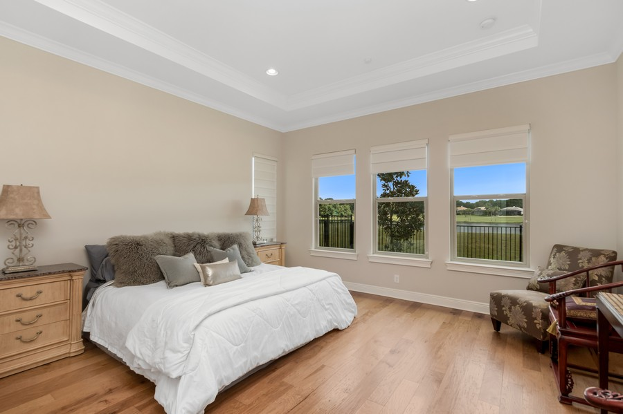 Real Estate Photography - 1345 Tappie Toorie Circle, Lake Mary, FL, 32746 - Master Bedroom