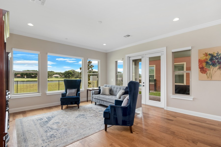 Real Estate Photography - 1345 Tappie Toorie Circle, Lake Mary, FL, 32746 - Living Room