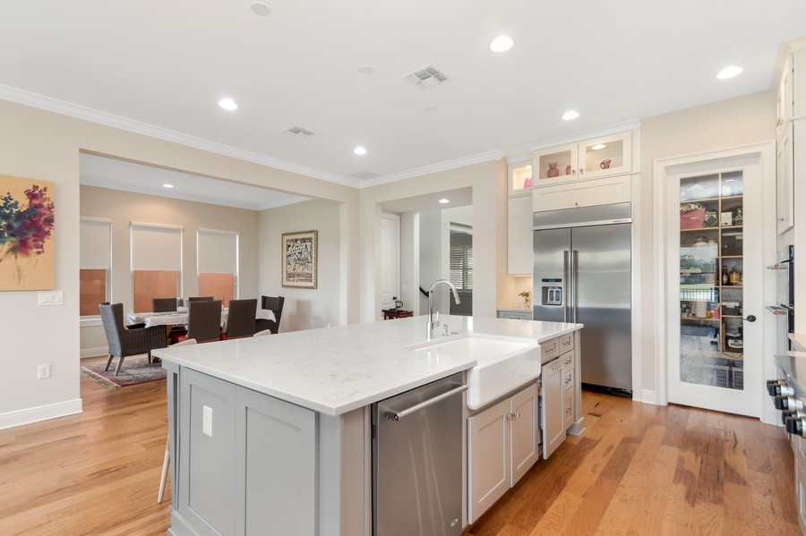 Real Estate Photography - 1345 Tappie Toorie Circle, Lake Mary, FL, 32746 - Kitchen