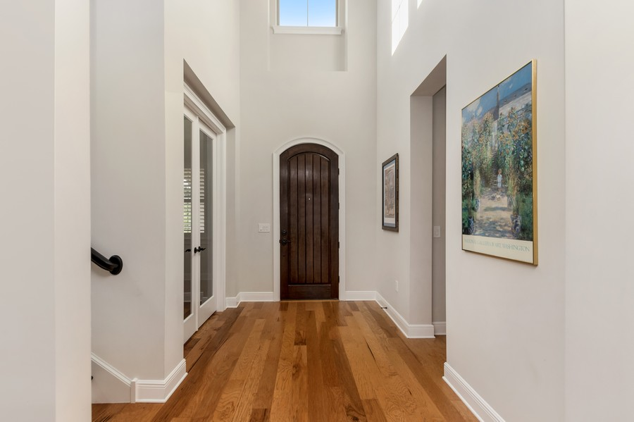 Real Estate Photography - 1345 Tappie Toorie Circle, Lake Mary, FL, 32746 - Foyer