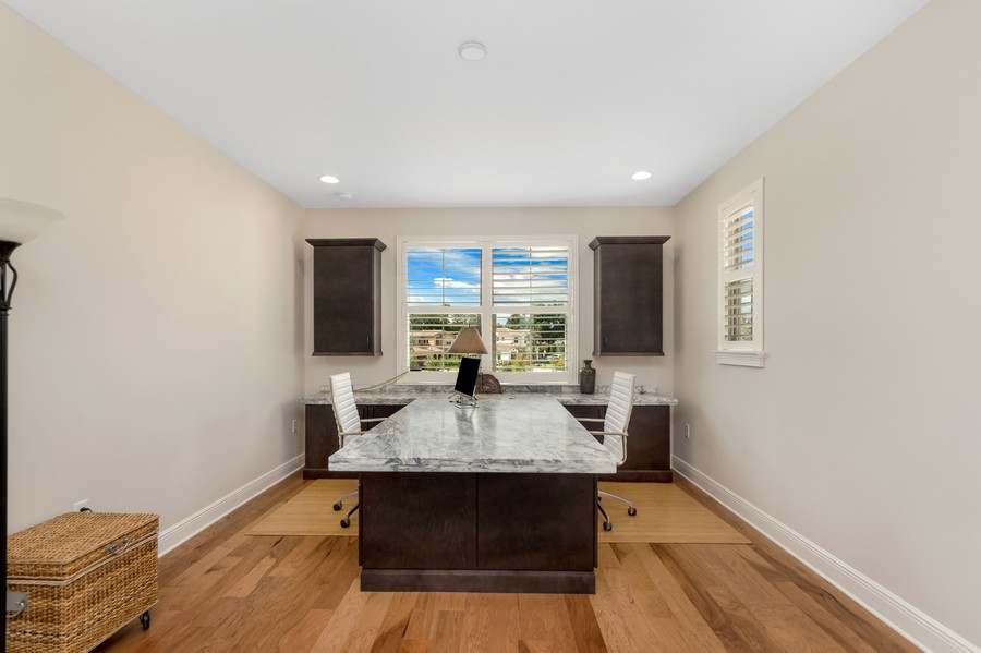 Real Estate Photography - 1345 Tappie Toorie Circle, Lake Mary, FL, 32746 - upstairs office