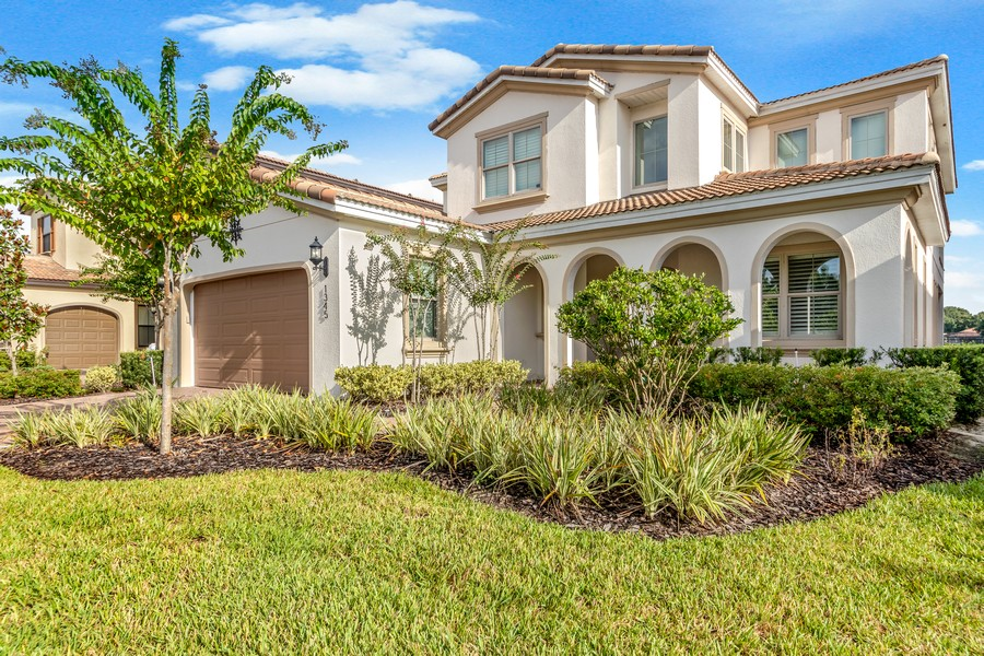 Real Estate Photography - 1345 Tappie Toorie Circle, Lake Mary, FL, 32746 - Front View