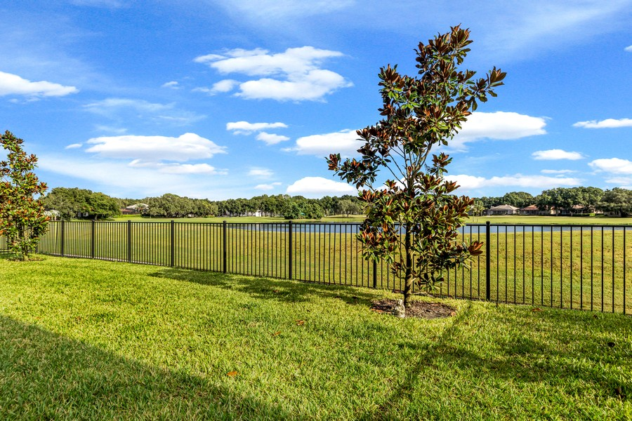 Real Estate Photography - 1345 Tappie Toorie Circle, Lake Mary, FL, 32746 - Lake View