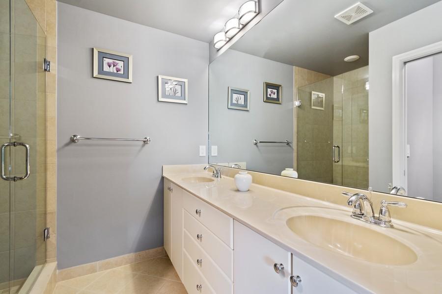 Real Estate Photography - 12660 NW 32nd Manor, Sunrise, FL, 33323 - Master Bathroom