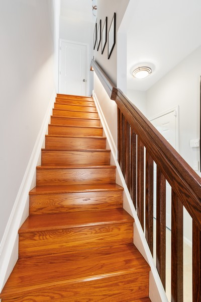 Real Estate Photography - 12660 NW 32nd Manor, Sunrise, FL, 33323 - Staircase