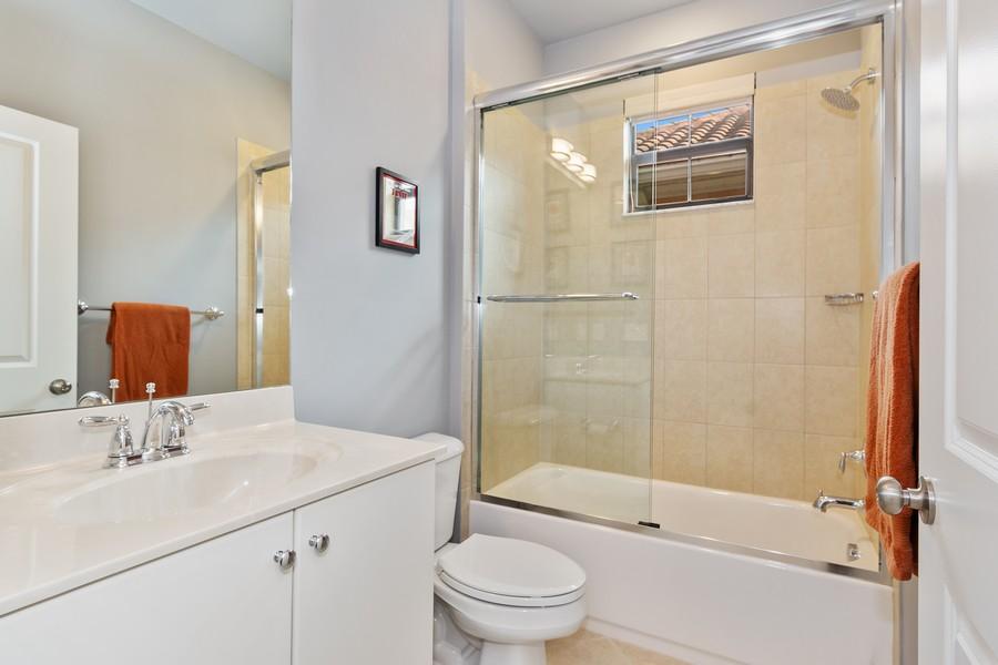 Real Estate Photography - 12660 NW 32nd Manor, Sunrise, FL, 33323 - Bathroom