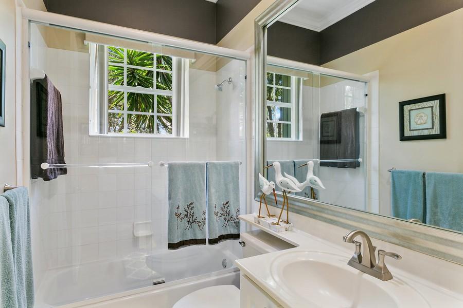 Real Estate Photography - 2705 Hancock Creek Road, West Palm Beach, FL, 33411 - 3rd Bathroom