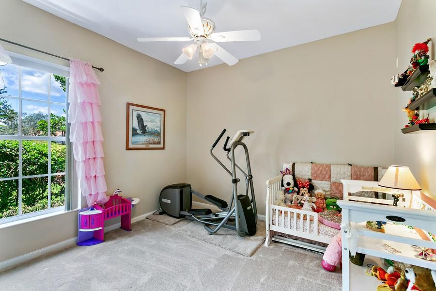 Real Estate Photography - 2705 Hancock Creek Road, West Palm Beach, FL, 33411 - 3rd Bedroom