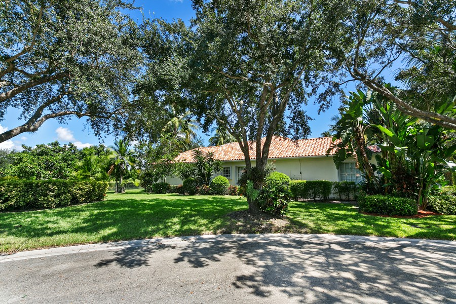 Real Estate Photography - 2705 Hancock Creek Road, West Palm Beach, FL, 33411 - Front View