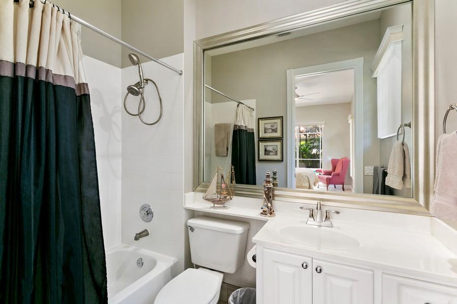 Real Estate Photography - 2705 Hancock Creek Road, West Palm Beach, FL, 33411 - 2nd Bathroom