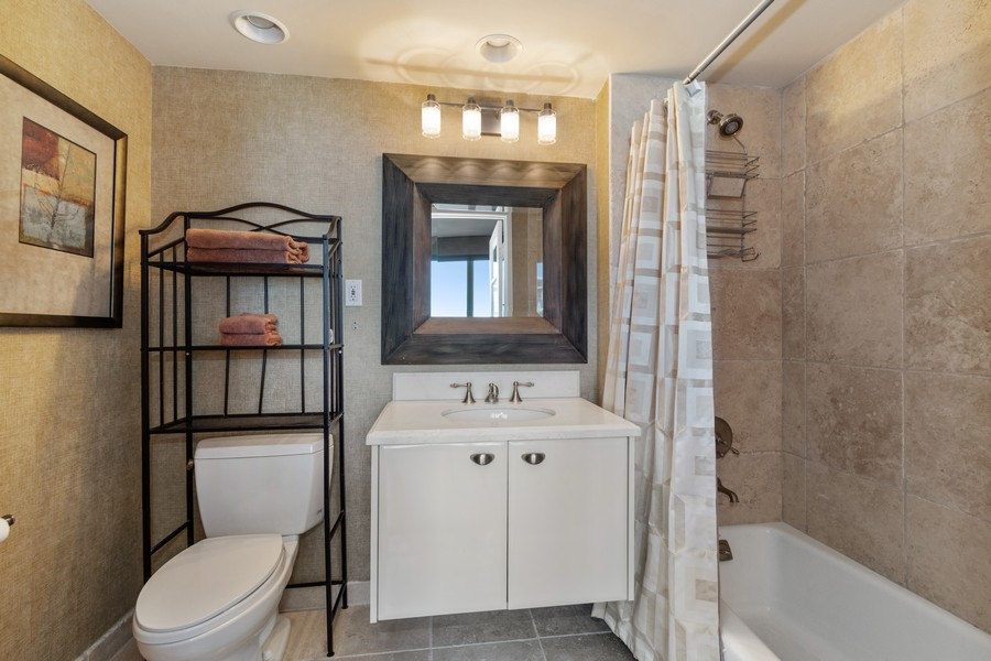 Real Estate Photography - 333 Las Olas Way, Unit 2406, Fort Lauderdale, FL, 33301 - Bathroom