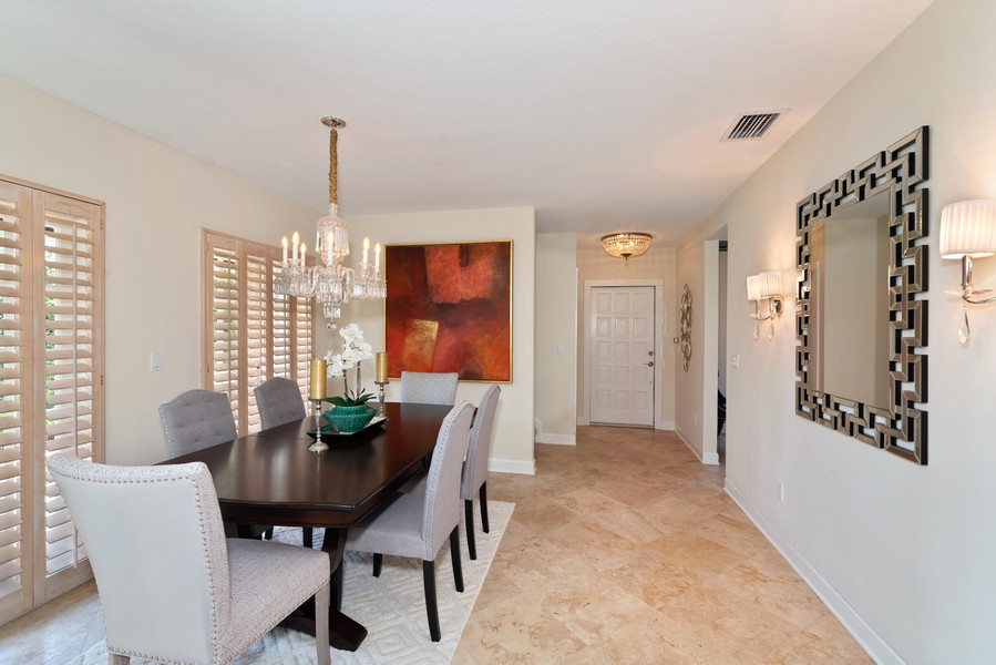 Real Estate Photography - 521 MELROSE AVENUE, WINTER PARK, FL, 32789 - Dining Room