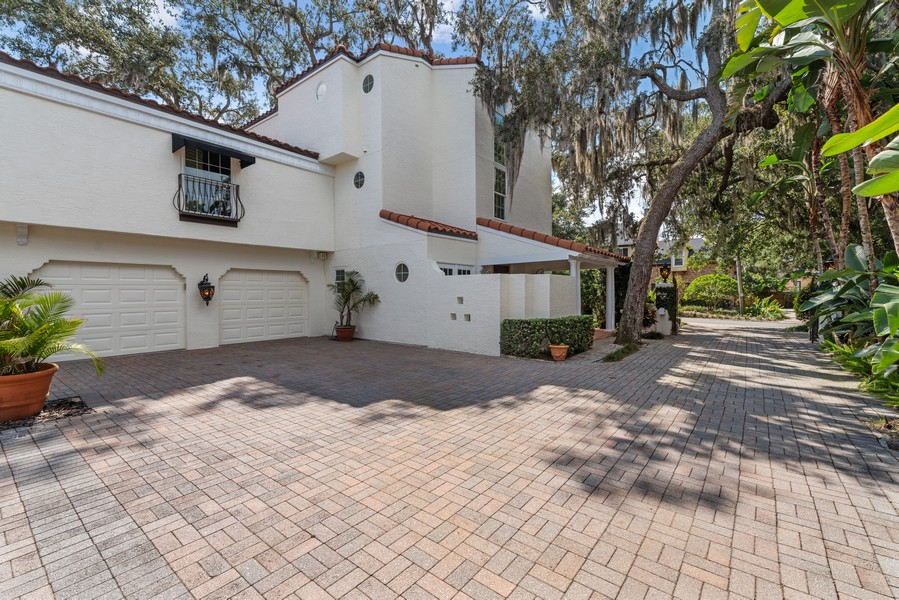 Real Estate Photography - 521 MELROSE AVENUE, WINTER PARK, FL, 32789 - Rear View