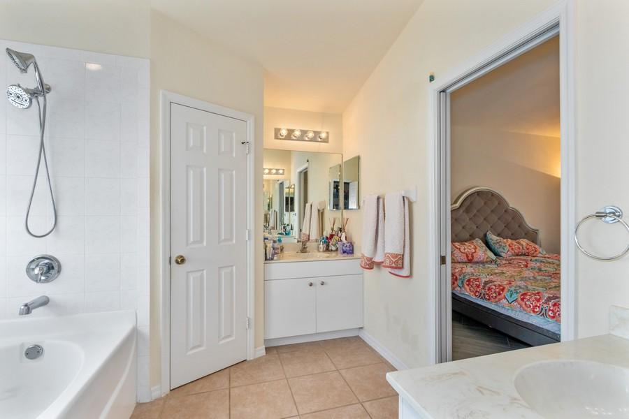 Real Estate Photography - 728 Cane Street East, Lehigh Acres, FL, 33974 - Master Bathroom