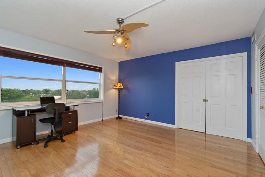Real Estate Photography - 2829 NE 33 Ct, Unit 401, Fort Lauderdale, FL, 33306 - Master Bedroom #1
