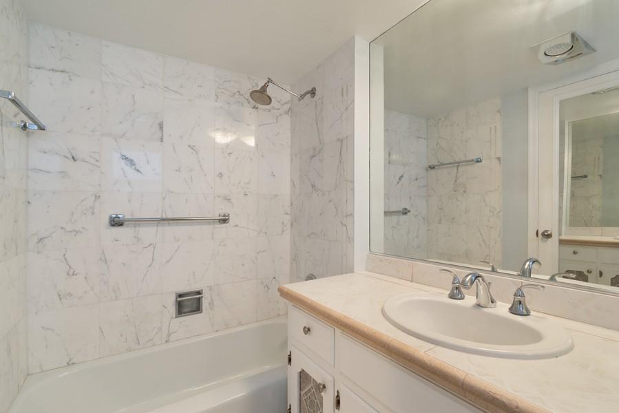 Real Estate Photography - 2829 NE 33 Ct, Unit 401, Fort Lauderdale, FL, 33306 - Master Bath #1