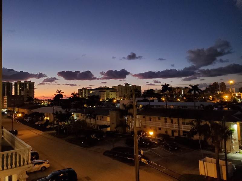 Real Estate Photography - 2829 NE 33 Ct, Unit 401, Fort Lauderdale, FL, 33306 - Sunset 2