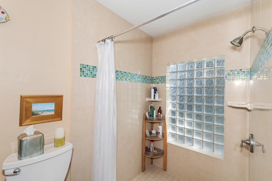 Real Estate Photography - 1647 Wild Fox Drive, Casselberry, FL, 32707 - Master Bathroom