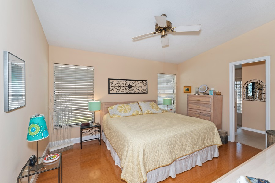 Real Estate Photography - 1647 Wild Fox Drive, Casselberry, FL, 32707 - Master Bedroom