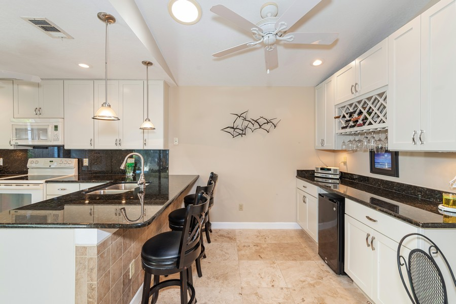 Real Estate Photography - 1647 Wild Fox Drive, Casselberry, FL, 32707 - Kitchen