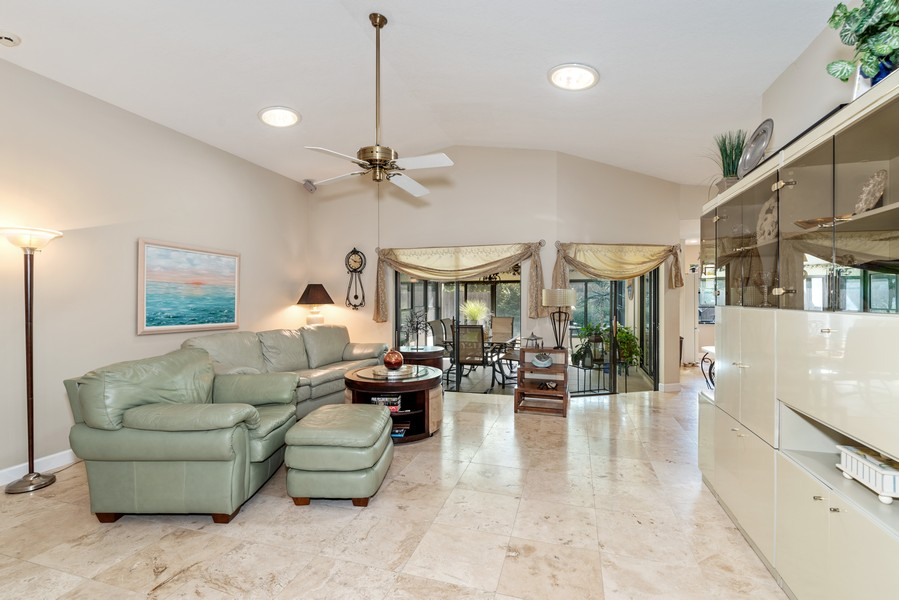 Real Estate Photography - 1647 Wild Fox Drive, Casselberry, FL, 32707 - Family Room