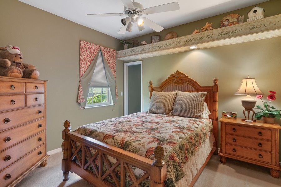 Real Estate Photography - 6618 The Masters Ave, Lakewood Ranch, FL, 34202 - 3rd Bedroom