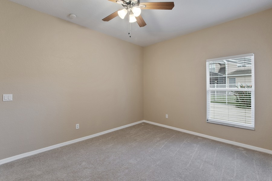 Real Estate Photography - 9945 MOUNTAIN LAKE DRIVE, ORLANDO, FL, 32832 - BEDROOM FOUR